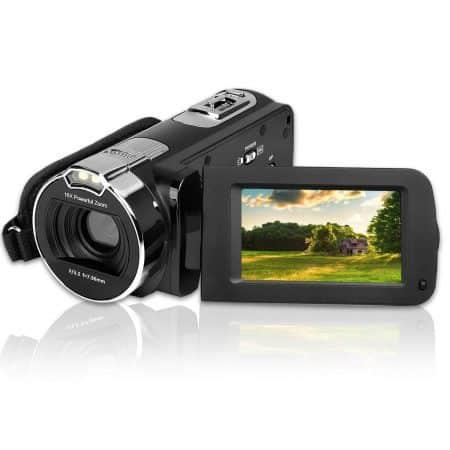 migliori videocamere sotto i 100 euro