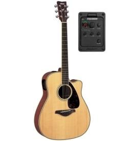 🥇Top 5 chitarre acustiche sotto i 700 euro: offerte e recensioni