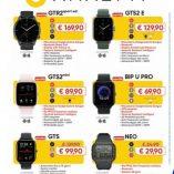Amazfit gts Euronics: prezzo volantino e confronto prodotti