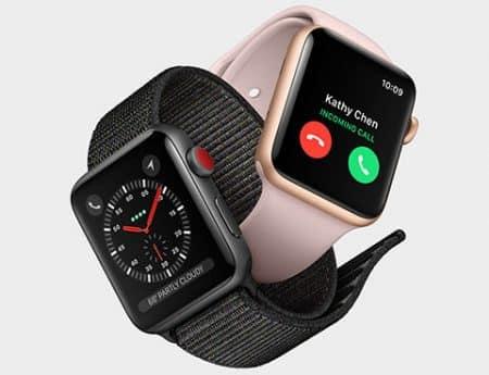 Apple watch serie 3 Euronics