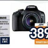 Canon 200d Unieuro: prezzo volantino e offerte