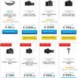 Canon eos 800d Euronics: prezzo volantino e confronto prodotti