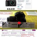 Nikon d5300 Trony: prezzo volantino e offerte