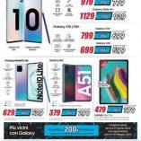 Note 10 lite Trony: prezzo volantino e offerte