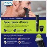 Philips oneblade Trony: prezzo volantino e offerte