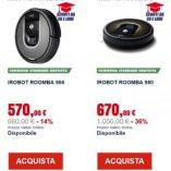 Roomba 980 Trony: prezzo volantino e offerte