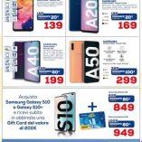 Samsung a20e Euronics: prezzo volantino e offerte
