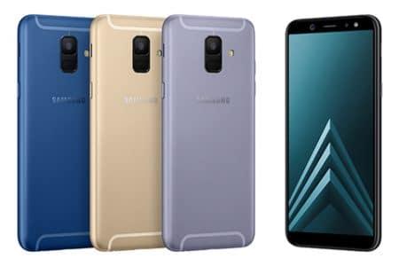 Samsung a6 plus Euronics