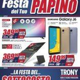 Samsung galaxy a20 Trony: prezzo volantino e offerte