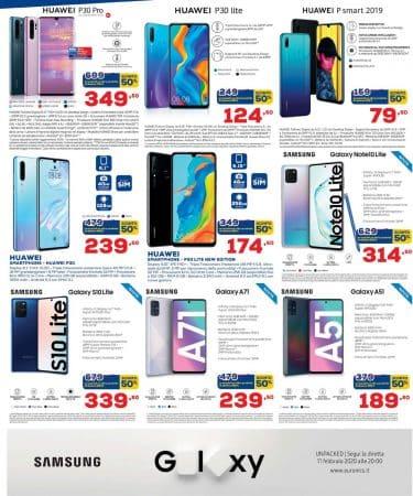 Samsung galaxy a51 Euronics