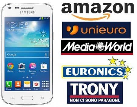Samsung galaxy grand prime Euronics