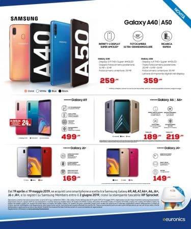 Samsung galaxy j6 Euronics
