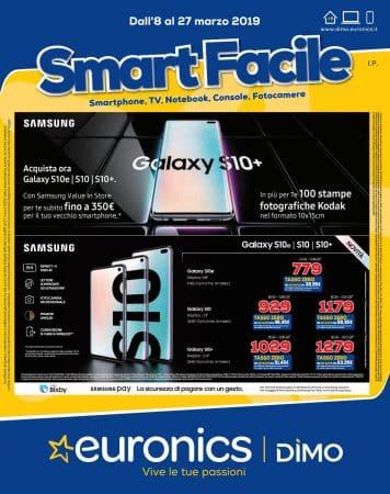 Samsung galaxy s10 Euronics