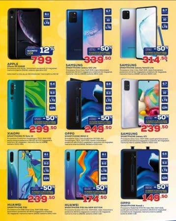 Samsung note 10 lite Euronics