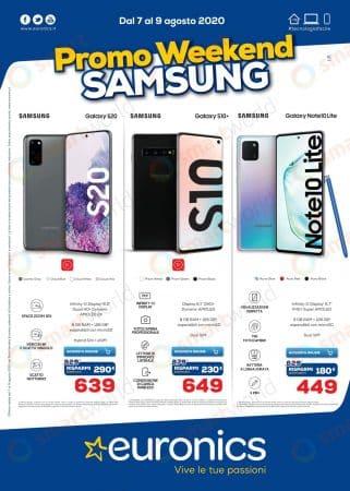Samsung s10 edge Euronics