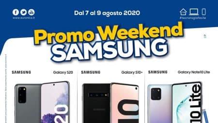 Samsung s10 lite Euronics