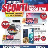 Samsung s20 fe 5g Trony: prezzo volantino e offerte