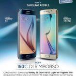 Samsung s6 edge 64gb Euronics: prezzo volantino e offerte