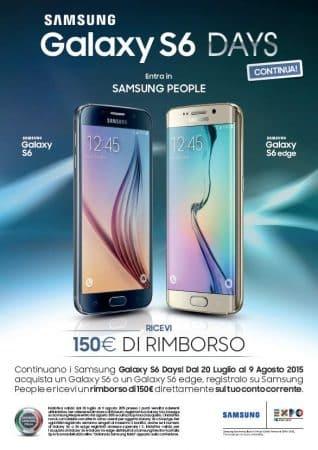 Samsung s6 edge 64gb Euronics
