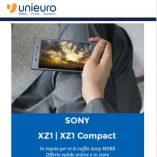 Sony xperia xz1 compact Unieuro: prezzo volantino e confronto prodotti