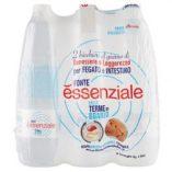 Acqua Essenziale Esselunga: prezzo volantino e confronto prodotti
