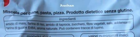 Amido di mais Auchan: prezzo volantino e offerte