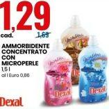 Ammorbidente dexal Carrefour: prezzo volantino e confronto prodotti
