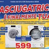 Asciugatrice Bosch Euronics: prezzo volantino e confronto prodotti