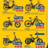 Bici elettrica Euronics: prezzo volantino e offerte