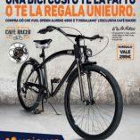 Bicicletta nuova Unieuro: prezzo volantino e offerte
