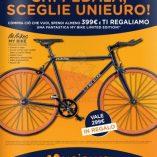 Bicicletta scatto fisso Trony: prezzo volantino e confronto prodotti