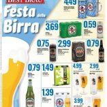 Birra best bräu Carrefour: prezzo volantino e offerte
