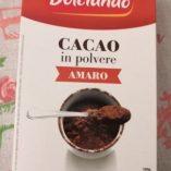 Cacao amaro Eurospin: prezzo volantino e guida all' acquisto