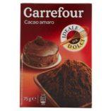 Cacao amaro Carrefour: prezzo volantino e guida all'acquisto