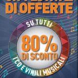 Cd musicali Unieuro: prezzo volantino e confronto prodotti