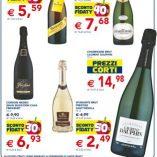 Champagne Esselunga: prezzo volantino e guida all' acquisto