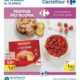 Colomba Carrefour: prezzo volantino e offerte