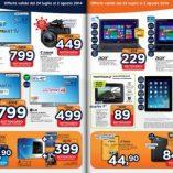 Cornice digitale Euronics: prezzo volantino e offerte