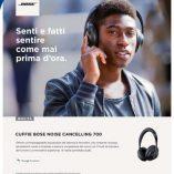 Cuffie Bose Euronics: prezzo volantino e offerte