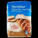 Farina manitoba Carrefour: prezzo volantino e confronto prodotti
