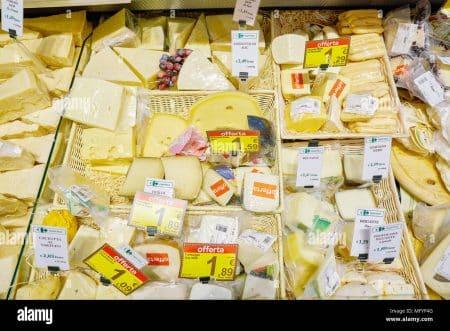 formaggio carrefour