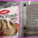 Funghi porcini Auchan: prezzo volantino e offerte