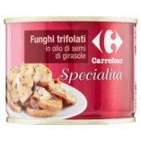 Funghi trifolati Carrefour: prezzo volantino e offerte