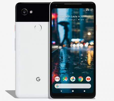 google pixel 2 Euronics