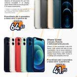 Iphone 12 mini Unieuro: prezzo volantino e offerte