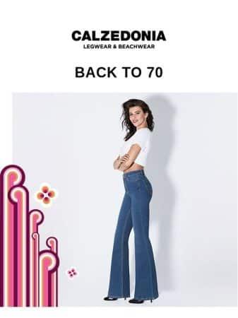 jeans a zampa calzedonia