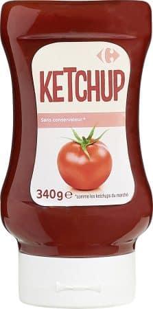 ketchup carrefour