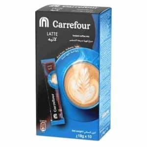 latte carrefour