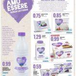 Latte senza lattosio Eurospin: prezzo volantino e confronto prodotti