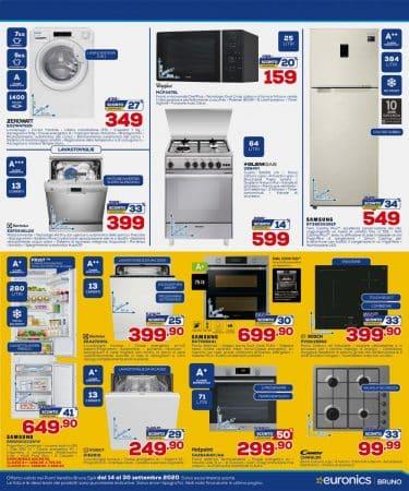 lavastoviglie libera installazione Euronics